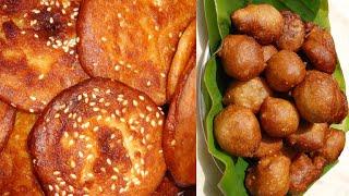 getlinkyoutube.com-Ariselu and Pakundalu - Andhra Style