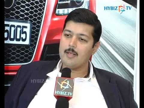 Rajiv M. Sanghvi, Managing Director, Audi Hyderabad