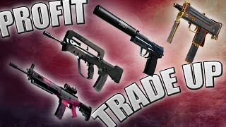 CS:GO - Guaranteed Profit Trade Up Contract