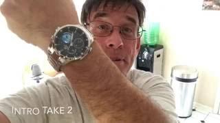 getlinkyoutube.com-Casio Edifice EQB-600 full REVIEW, bluetooth world timer, Casio smart watch