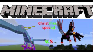 getlinkyoutube.com-Minecraft mob battles - 04 - Windigo vs The Queen and Mutant Mobzilla