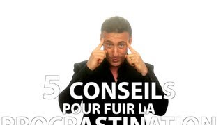 getlinkyoutube.com-5 conseils pour fuir la Procrastination - Franck Nicolas