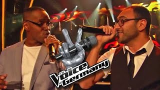 getlinkyoutube.com-Love Never Felt So Good – Kirk Smith vs. Shady Sheha | The Voice 2014 | Battle