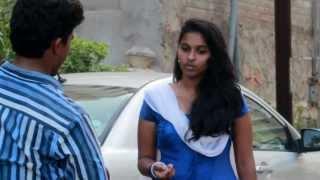 getlinkyoutube.com-silent love (telugu,english,hindi,etc) short film 2013 by raj.......