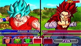 getlinkyoutube.com-QUINTO PEDIDO - Dragon Ball Z Budokai Tenkaichi 3 Version Latino