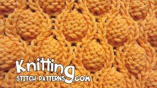 Knit Pod Stitch