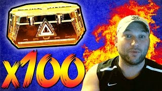 getlinkyoutube.com-SO MANY ELITES! - 100 Advanced Supply Drop LIVE OPENING! (COD AW)