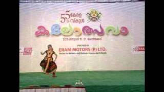 getlinkyoutube.com-School Kalolsavam 2015 Bharathanatyam - Chest NO 106