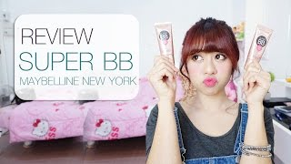 getlinkyoutube.com-REVIEW Super BB Maybelline New york บีบีปกปิดขั้นเทพ