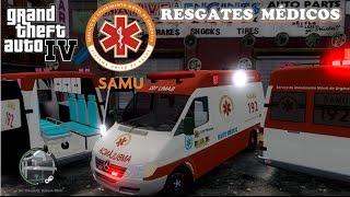 GTA IV - SAMU : Resgates Médicos #3