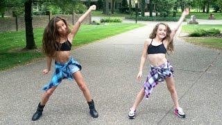 "getlinkyoutube.com-Maggie Marx & Olivia Taylor | ""B.E.A.T"" Choreography | #Back2School2015"