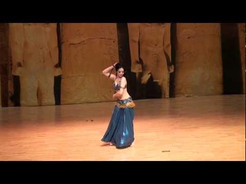 Taiwan Belly Dancer IVETA in Korea 2012.3.31