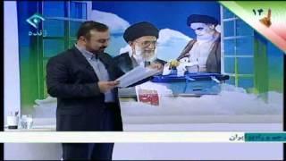 مناظره جنجالي انتخاباتي؛ تمسخر، اعتراض و عصبانيت نامزدها، ۱۳۹۲/۳/۱۰