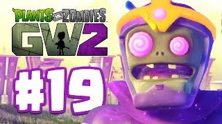 getlinkyoutube.com-THE END! | Plants Vs Zombies Garden Warfare 2 | Garden Warfare 2 BETA FINAL ENDING!
