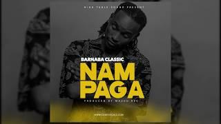 BARNABA - NAMPAGA (OFFICIAL AUDIO)
