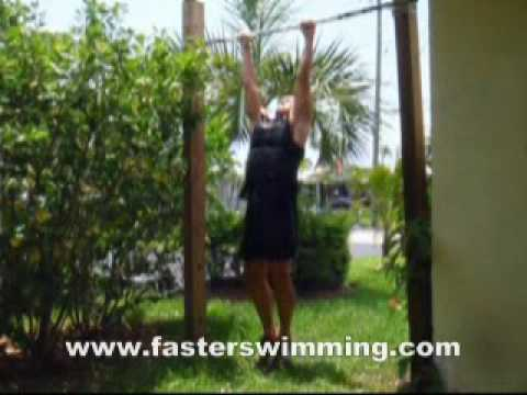 Faster Swimming Core Training #3