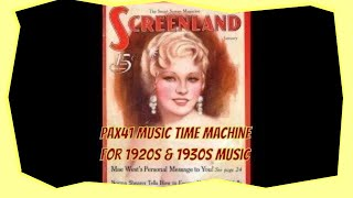getlinkyoutube.com-Fantastic Sounds of the 1930's - Reisman -  Coburn - Olsen - Vallee - Shilkret