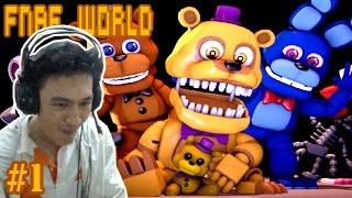 getlinkyoutube.com-รวมทีมเฟรดดี้!!  ผมนี่กากเลย..ตายห่านเลย!! TwT! :-FNAF World #1
