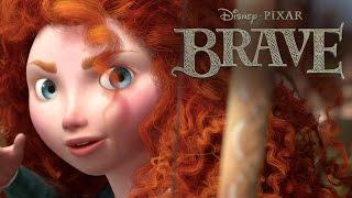 getlinkyoutube.com-Brave   Merida and Elinor   Disney Pixar