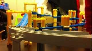 getlinkyoutube.com-プラレールきかんしゃトーマス  線路改良2 Thomas & Friends Trackmaster