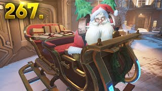 Santa in Overwatch..!! | OVERWATCH Daily Moments Ep. 267 (Funny and Random Moments)