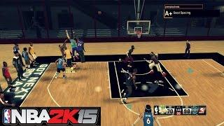 getlinkyoutube.com-81 pts 100% PERFECT game!!!!  @ Jordan rec center NBA 2k15 Prettyboyfredo
