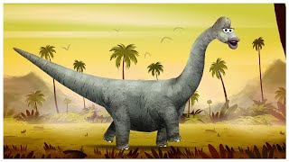 "getlinkyoutube.com-""Apatosaurus,"" Dinosaurs Songs by StoryBots"
