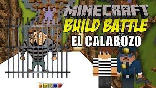 getlinkyoutube.com-Minecraft: Build Battle, El Calabozo.