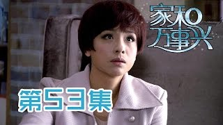 【家和万事兴】Nursing Our Love 第53集 杨兰酒吧碰到嘉佑 Yanglan encounters Jiayou in the bar 1080P