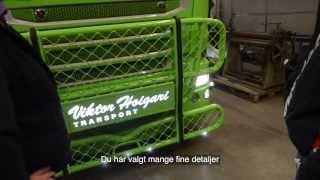 getlinkyoutube.com-Opbygning af Viktor Hoigaris Scania R620 LA6x4HNB (Dansk undertekster)