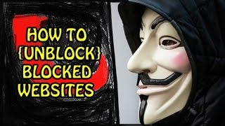 getlinkyoutube.com-How To Unblock Blocked Websites 2016 Trick