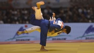 getlinkyoutube.com-Judo Highlights - TOKYO Grand Slam 2015