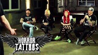 getlinkyoutube.com-Horror Tattoos | Die 10 Storys Teil 1 | Zwickau | sixx