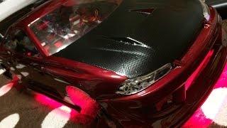 getlinkyoutube.com-ヨコモ S15 シルビア 塗装!