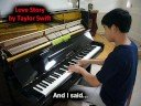 Taylor Swift - Love Story (Piano Cover)