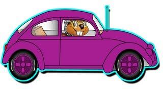 "getlinkyoutube.com-""Grandma's Got a Little Purple Car"" - Kids Learn Colors, Funny Song, Teach Children Colours"