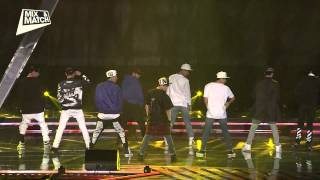 getlinkyoutube.com-141030 MIX & MATCH Final stage Dance Cut ( NO CUT version)