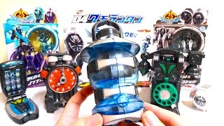 getlinkyoutube.com-【仮面ライダーゴースト】 クモランタン ゴーストガジェットシリーズ04  ヲタファの遊び方レビュー Kamen Rider Ghost 04 KUMORANTAN review