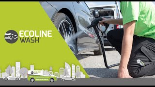 getlinkyoutube.com-Ecoline Wash Mobile - Autolavaggio a domicilio