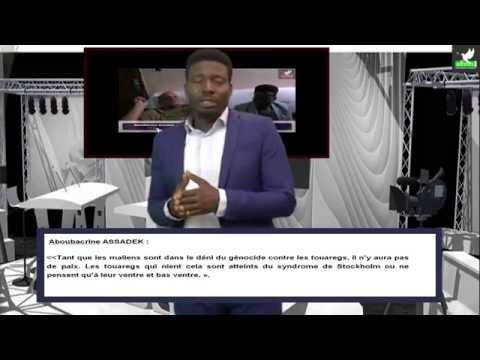 Blaka decrypte: ... ASSADEK et la these du 'genocide Touareg