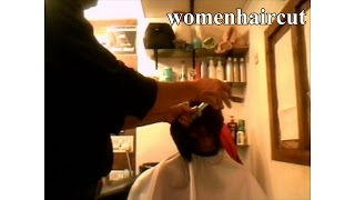 getlinkyoutube.com-College Haircut Part 10 Layers by Razor