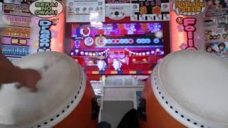 getlinkyoutube.com-【太鼓の達人ムラサキ】友達が双竜ノ乱プレイ