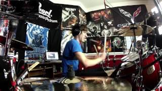 getlinkyoutube.com-Daft Punk - Get Lucky - Drum Cover (NEW SONG Ft. Pharrell Williams)