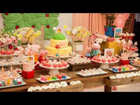 bolsos o coltillones peppa pig para fiestas infantiles en f