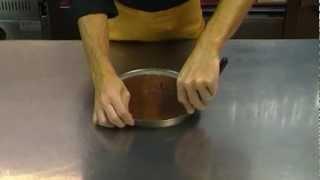 getlinkyoutube.com-Torta con panettone e cacao