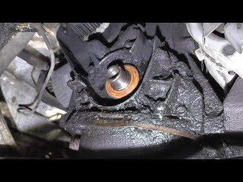 Замена переднего сальника коленвала ВАЗ 21099, ВАЗ 2109, ВАЗ 2108