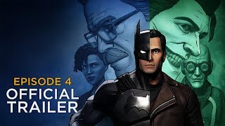 Batman: The Enemy Within - Episode Four Trailer