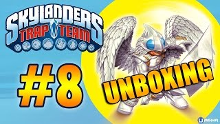 getlinkyoutube.com-Skylanders Trap Team ITA #8: KNIGHT LIGHT UNBOXING + Gameplay