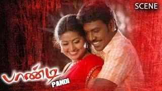 Pandi Tamil Movie | Scene | Sneha Proposed Love To Raghava Lawrence