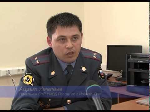 В Марий Эл водитель сымитировал угон служебной машины и похитил из нее больше 250 тысяч рублей